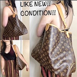 🌸DISCONTINUED 🌸monogram Louis Vuitton hobo